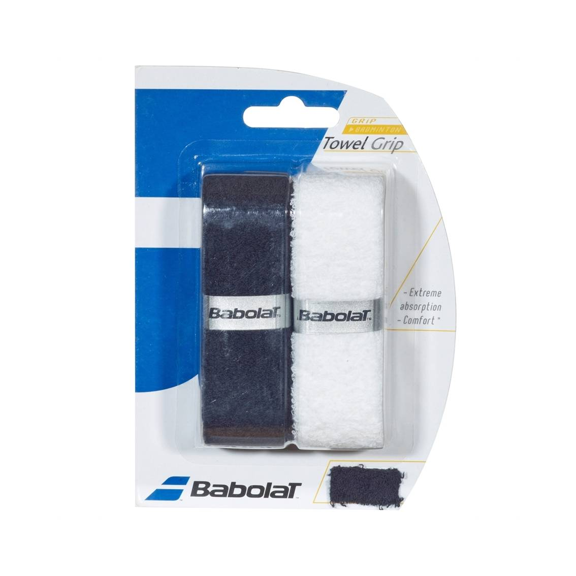 Babolat Towel Grip Black/White