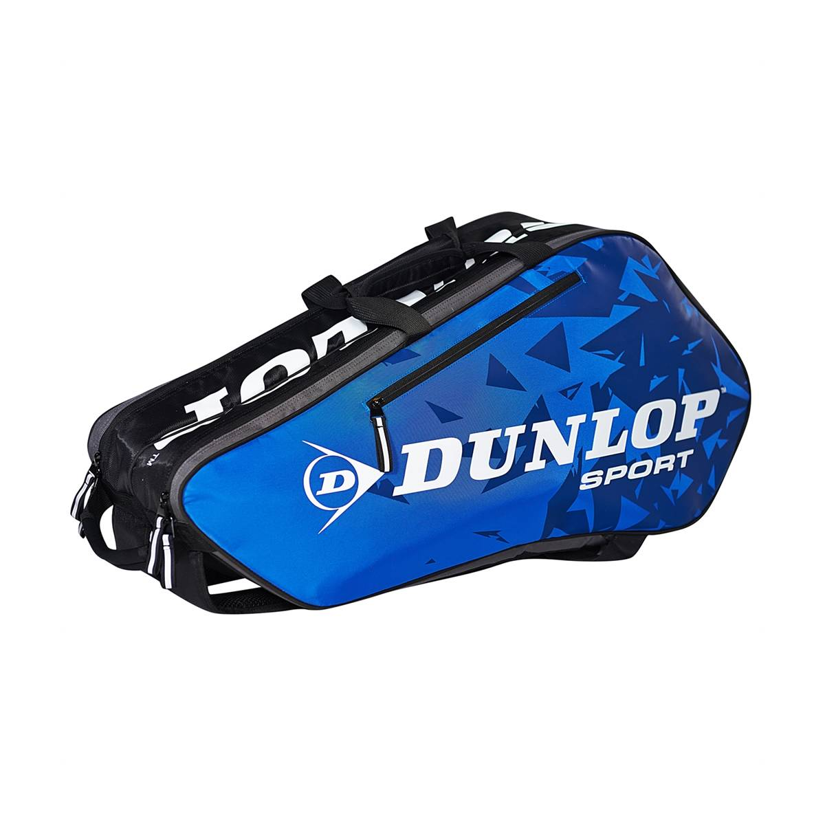 Dunlop Tour 6 Racket Thermo Bag Blue