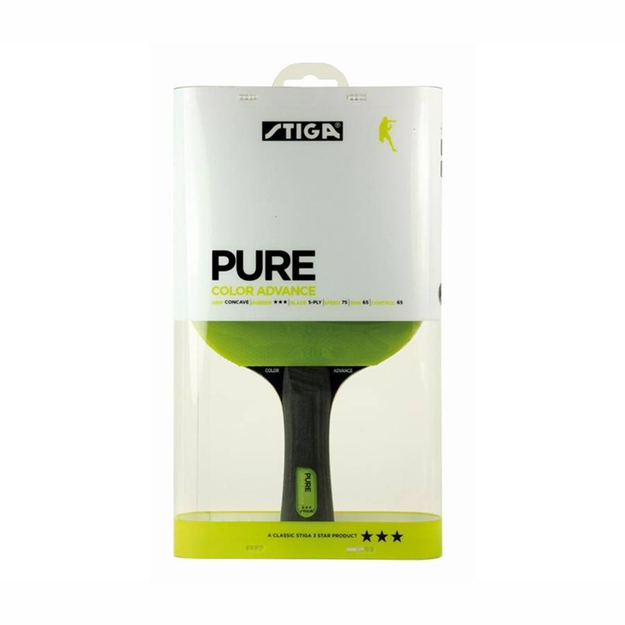 Stiga Pure Color Advance Green