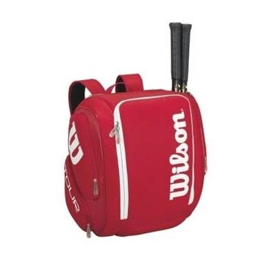Wilson Tour V Backpack XL Red