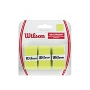 Wilson Pro Soft Overgrip Lime Green