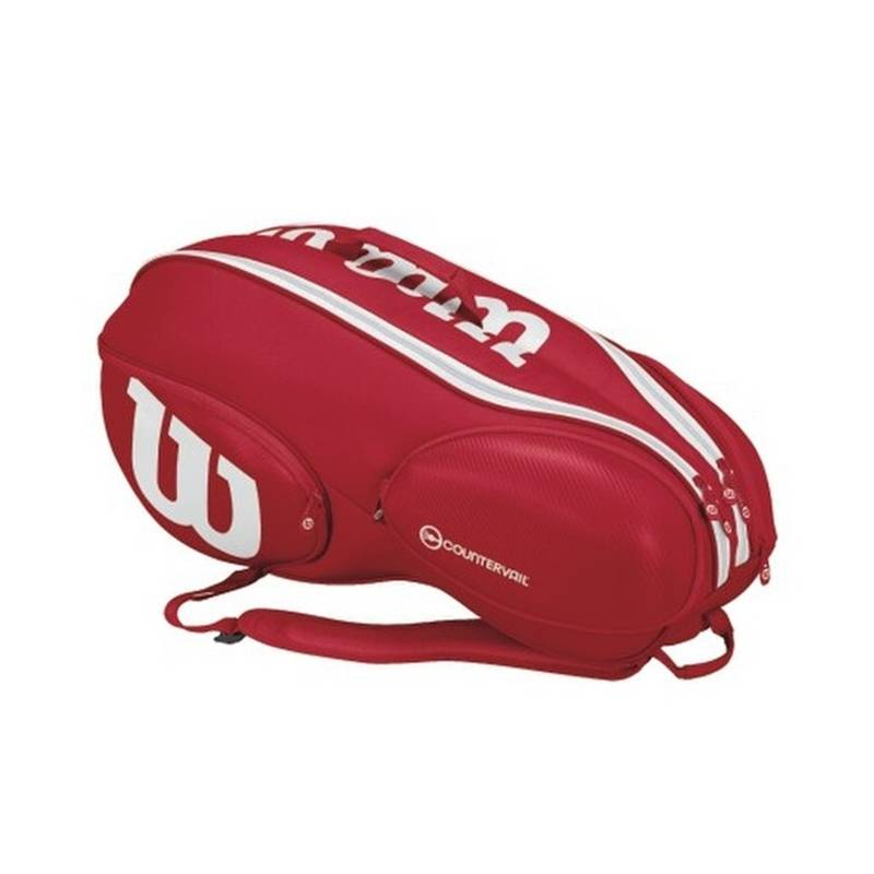 Wilson Vancouver X9 Red/White