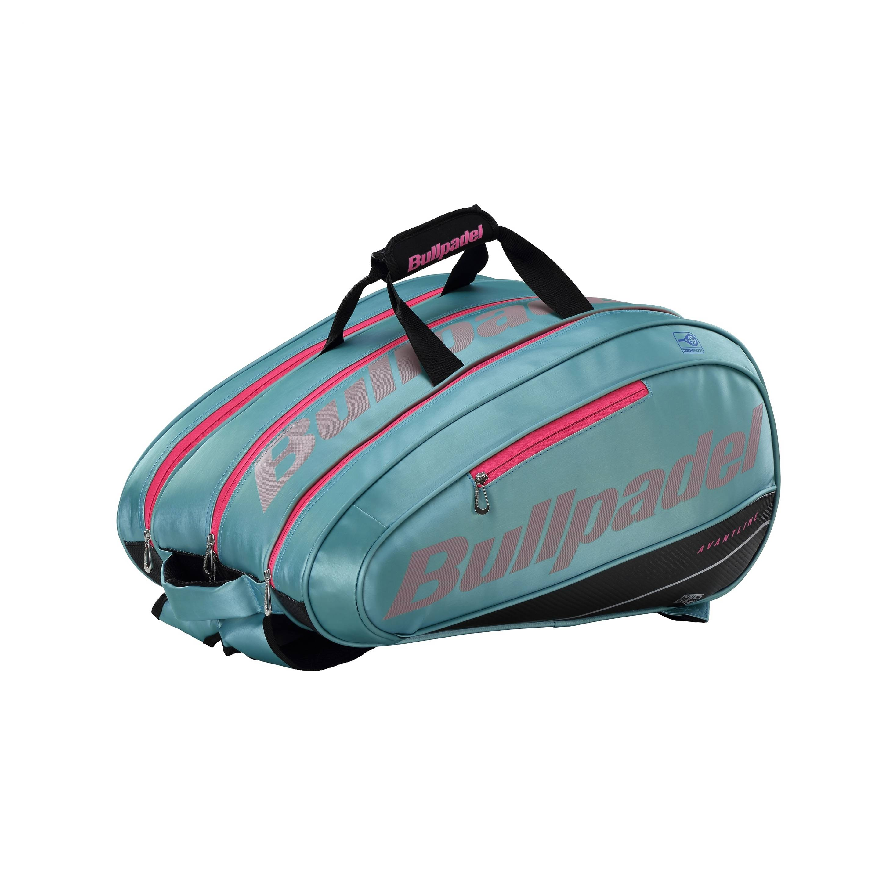 Bullpadel Avant Bag Blue/Pink