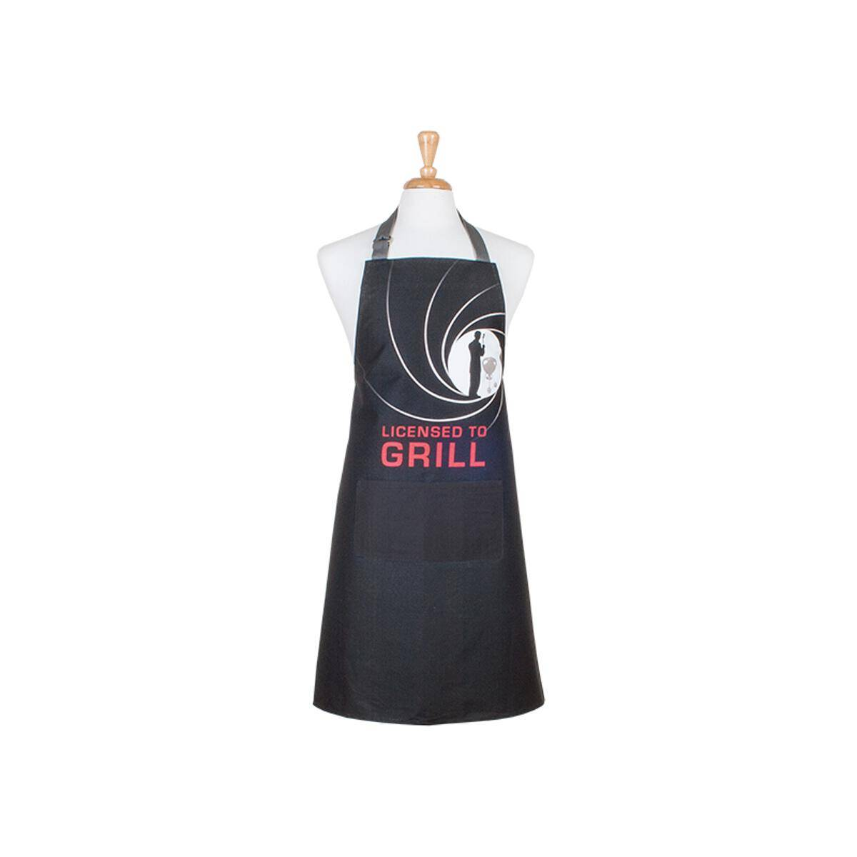 Grillausesiliina Licensed to Grill