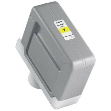 Canon Mustepatruuna keltainen, 330 ml PFI-306Y Replace: N/A