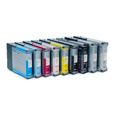 Epson Mustepatruuna keltainen 110 ml T6024 Replace: N/A