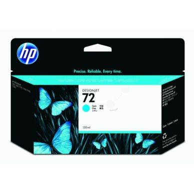HP Mustepatruuna cyan Nr 72XL, 130ml C9371A Replace: N/A