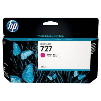 HP Mustepatruuna magenta HP 727, 300 ml F9J77A Replace: N/A