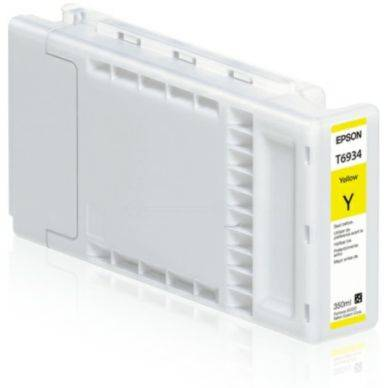 Epson Mustepatruuna keltainen 350 ml T6934 Replace: N/A