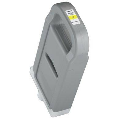 Canon Mustepatruuna keltainen, 700 ml PFI-706Y Replace: N/A