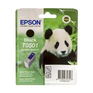 Epson Mustepatruuna musta 24ml T051 Replace: N/A