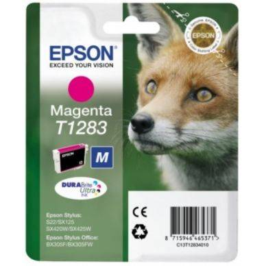 Epson Mustepatruuna magenta 3,5ml T1283 Replace: N/A