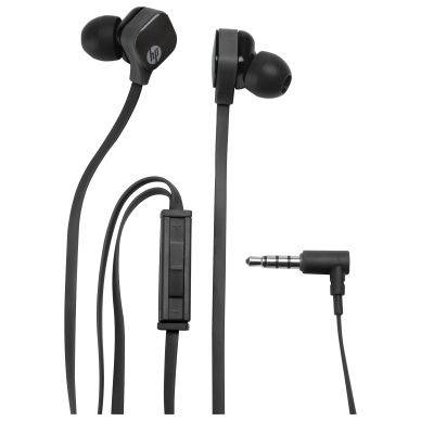 HP H2310, In Ear kuulokkeet, musta J8H42AA Replace: N/A