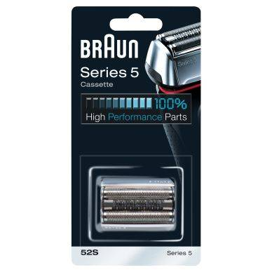 Braun 52S MN SILVER BCD 4210201072195 Replace: N/A