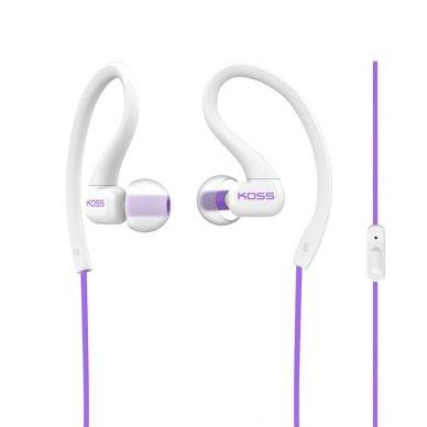 Koss kuulokkeet KSC32iV In-Ear mic, violetti KSC32iV Replace: N/A