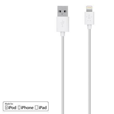 Belkin Lightning Cable 1,2m 722868959701 Replace: N/A