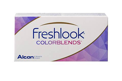Alcon FreshLook ColorBlends - 2/pkt