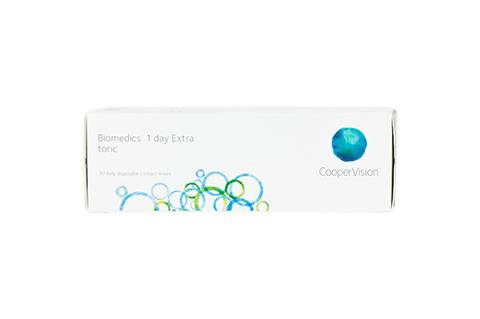 CooperVision Biomedics 1 Day Extra Toric - 30/pkt