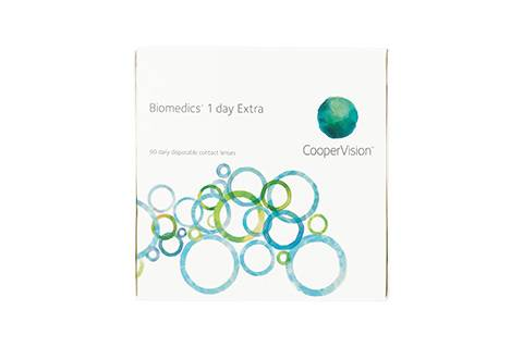 CooperVision Biomedics 1 Day Extra - 90/pkt