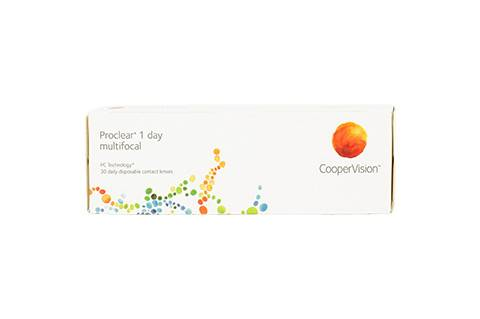 CooperVision ProClear 1 Day Multifocal - 30/pkt