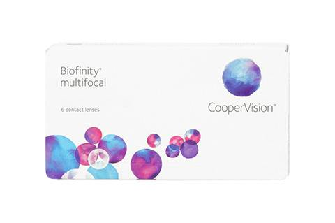 CooperVision Biofinity Multifocal - 6/pkt