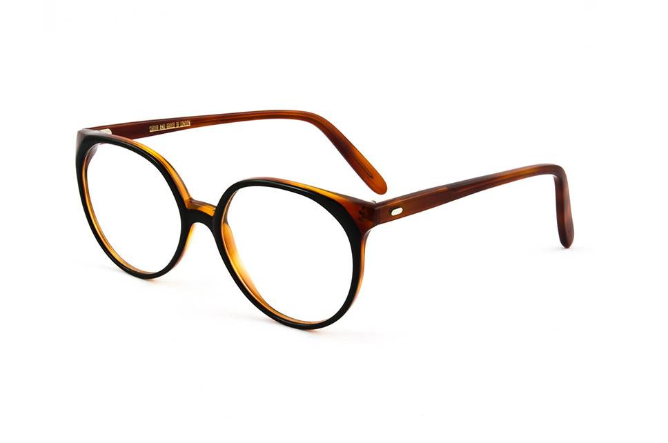 Cutler and Gross CG 1075 black / turtle