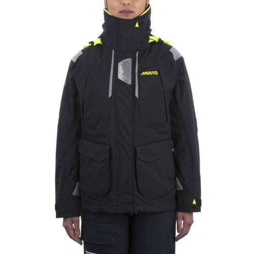 Br2 offshore jacket black/black l