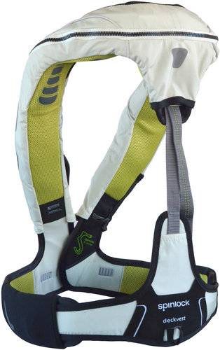 Spinlock Deckvest 5d harness size 3 tropic white