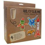 Toalettrulle 1, Recycleme