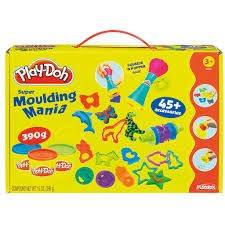 Play-Doh Super Moulding Mania, Play-Doh