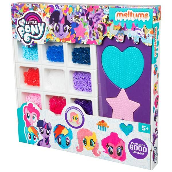 My Little Pony Meltumz Mega Set 6000 beads