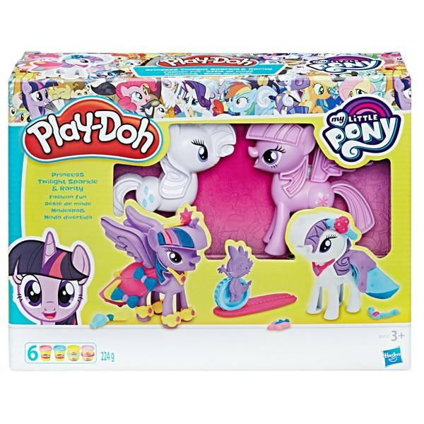 My Little Pony Fashion Fun, Play Doh
