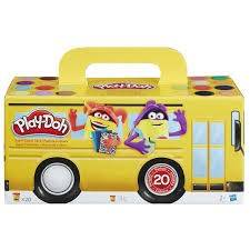 Play-Doh Super Color Pack 20 Purkkia