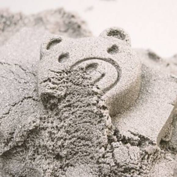 Kinetic Sand Silver 454 g