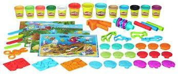 Play-Doh Zoo Adventure Set, Play-Doh