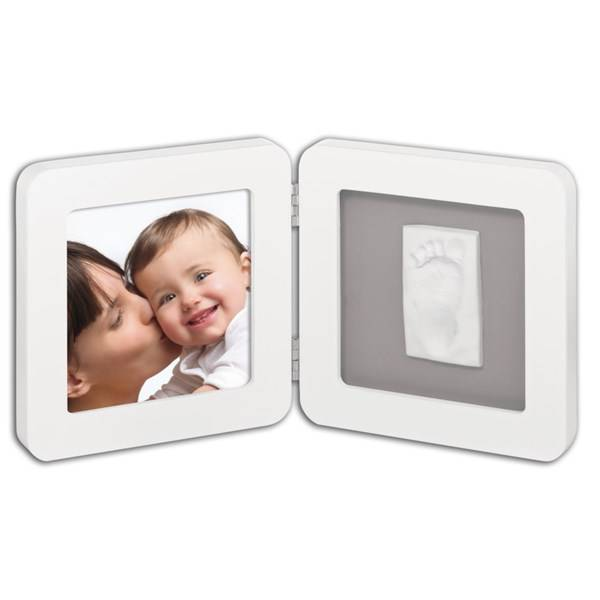My Baby Touch 1 Prints, White, Baby Art