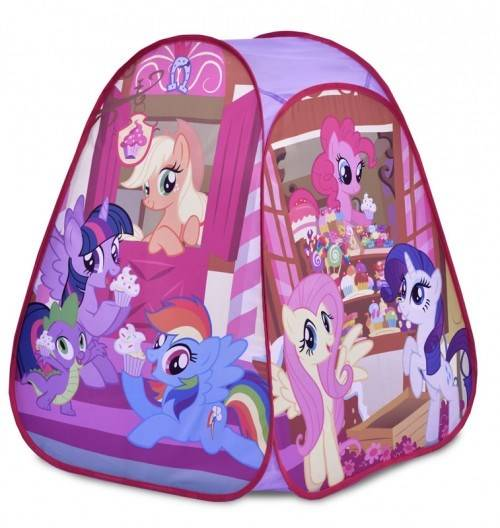 My Little Pony Pop-Up Teltta