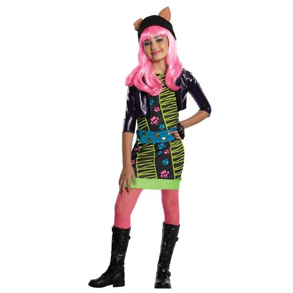 Maskeraddräkt, Howleen, Monster High