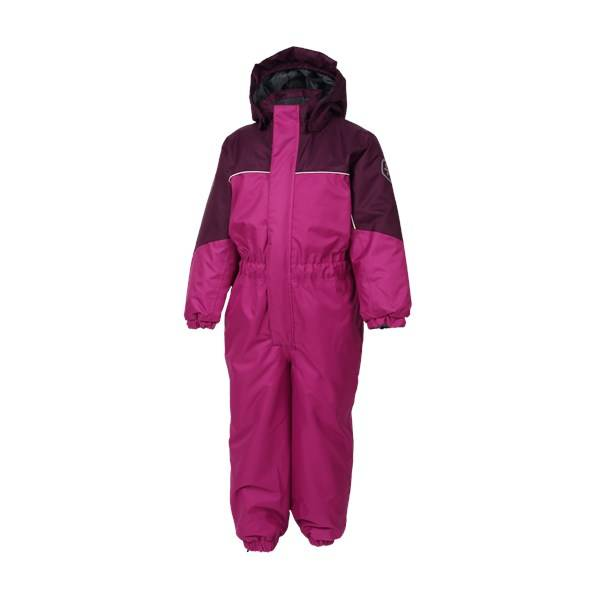 Kazor padded coverall, Berry, Color kids, strl 104