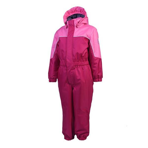 Kazor padded coverall, Rosa, Color Kids