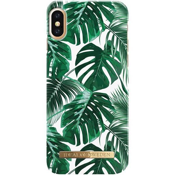 Apple Mobilskal Ideal Fashion Case Iphone X Monstera Jungle