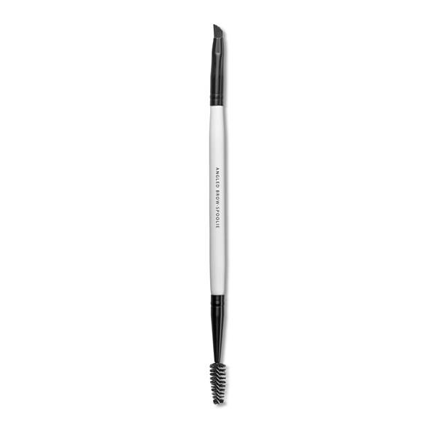 Lily Lolo Make-up Brush Angled Brow - Spoolie Brush Meikkisivellin