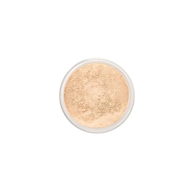 Lily Lolo Mineral Foundation Barely Buff