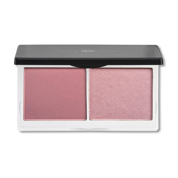 Lily Lolo Cheek Duo Naked Pink