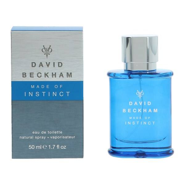 David Beckham Made Of Instinct Edt Spray 50ml