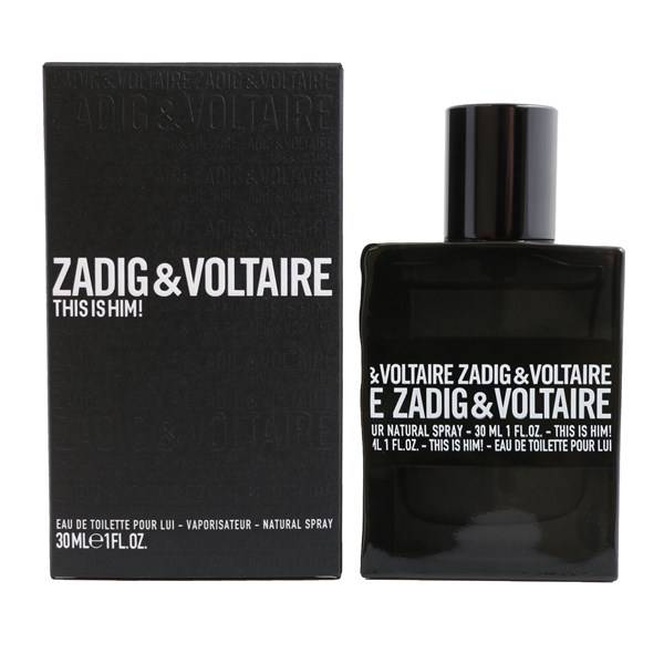 Zadig & Voltaire This Is Him EdT, 30ml