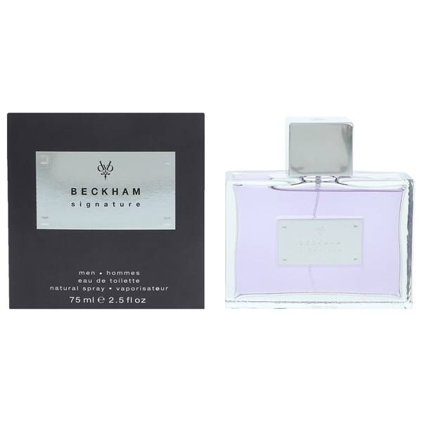 David Beckham Signature Him Edt Spray 75ml