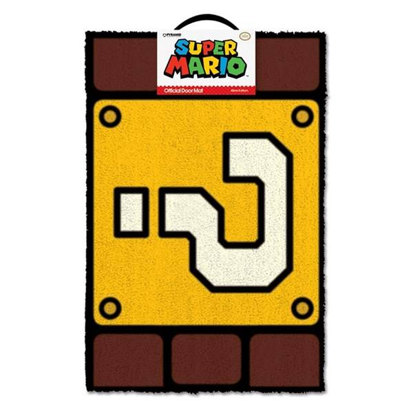 Super Mario Ovimatto Question Block