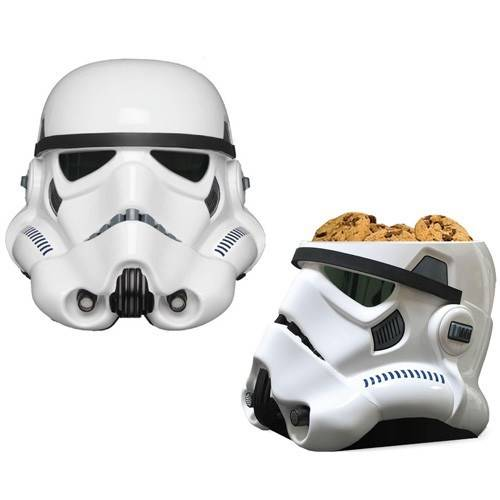 Star Wars Stormtrooper Piparipurkki