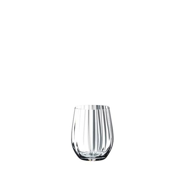 Riedel Optical O Whiskyglas 34.4 cl 2-pack